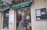 Farmacia Soler Pretel. Seguridad y Confinaza