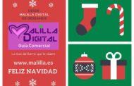 ¡Malilla Digital os desea Felices Fiestas!