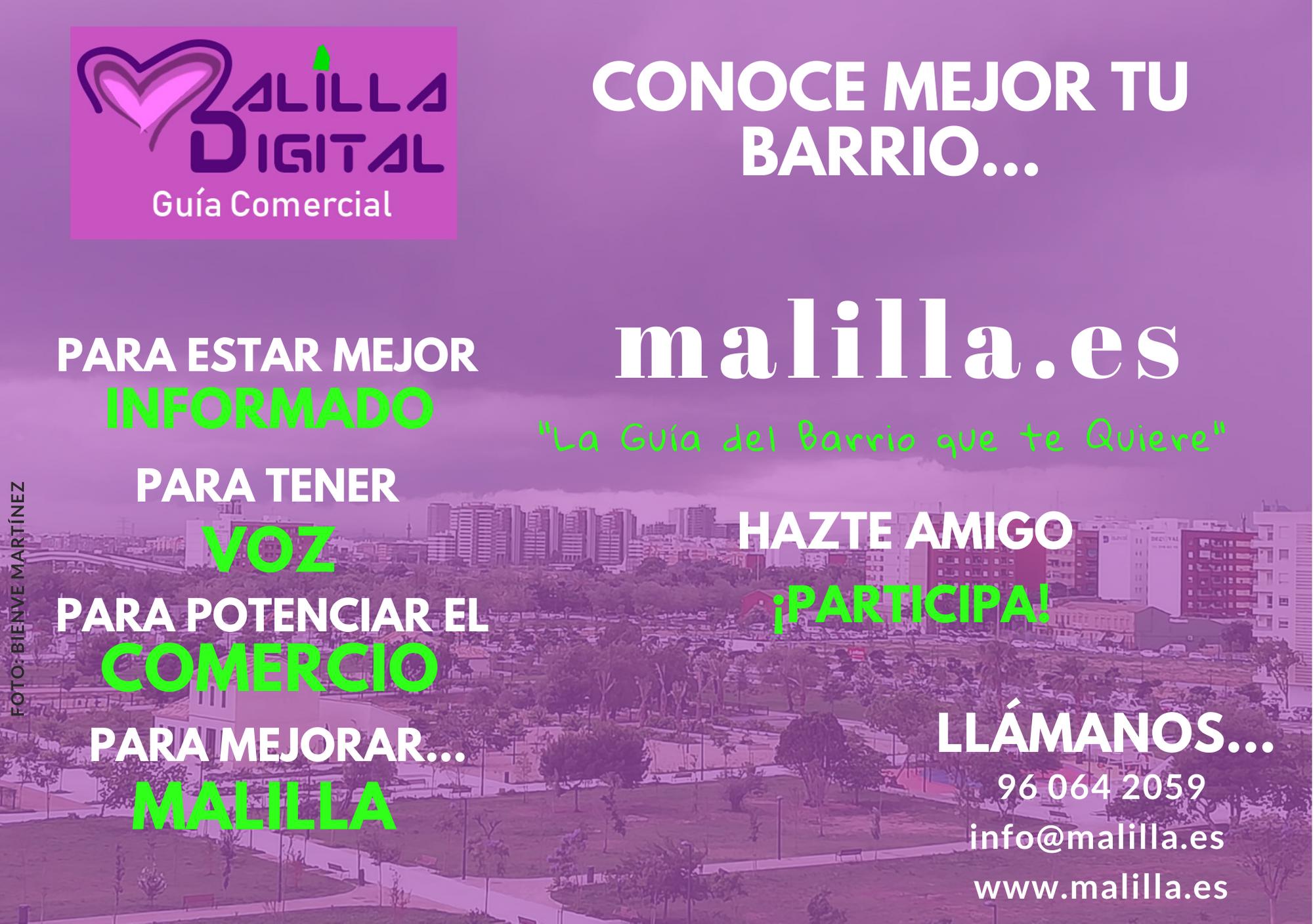 Presentación de Malilla Digital a los vecinos del Barrio