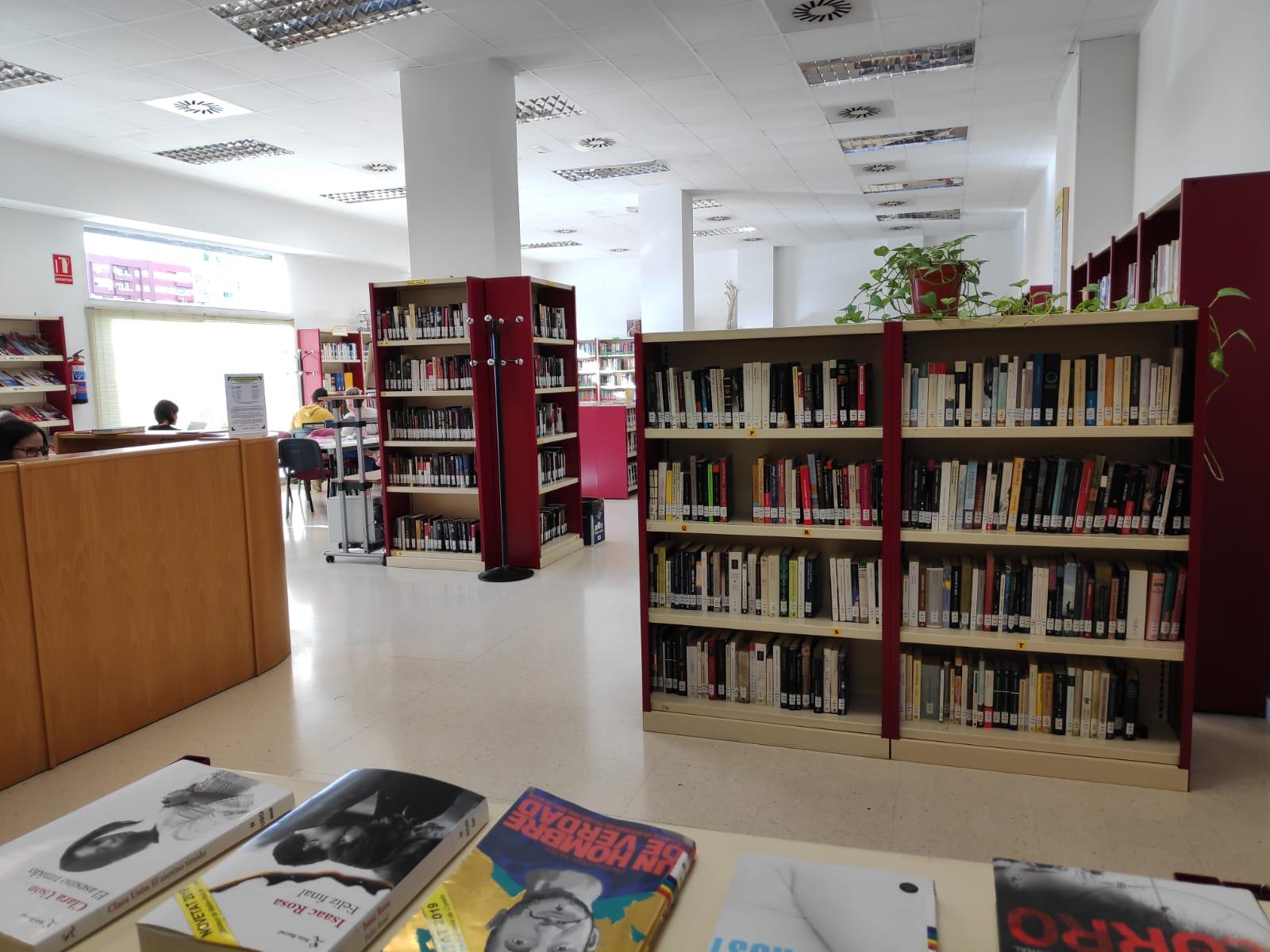 "Biblioteca Municipal ""Roís de Corella"" de Malilla"