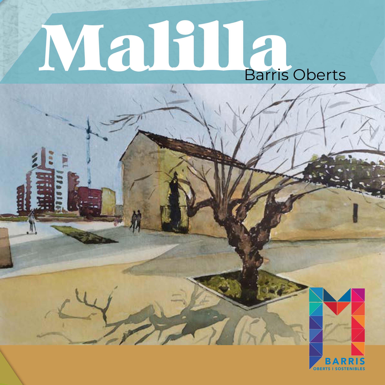 "Revista ""Malilla | Barris Oberts"""