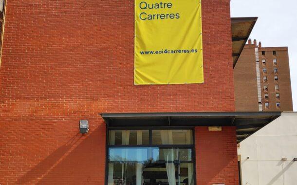 Entrevista a Nuria Costa, directora de la Escuela Oficial de Idiomas Quatre Carreres | Educación Pública de Lenguas