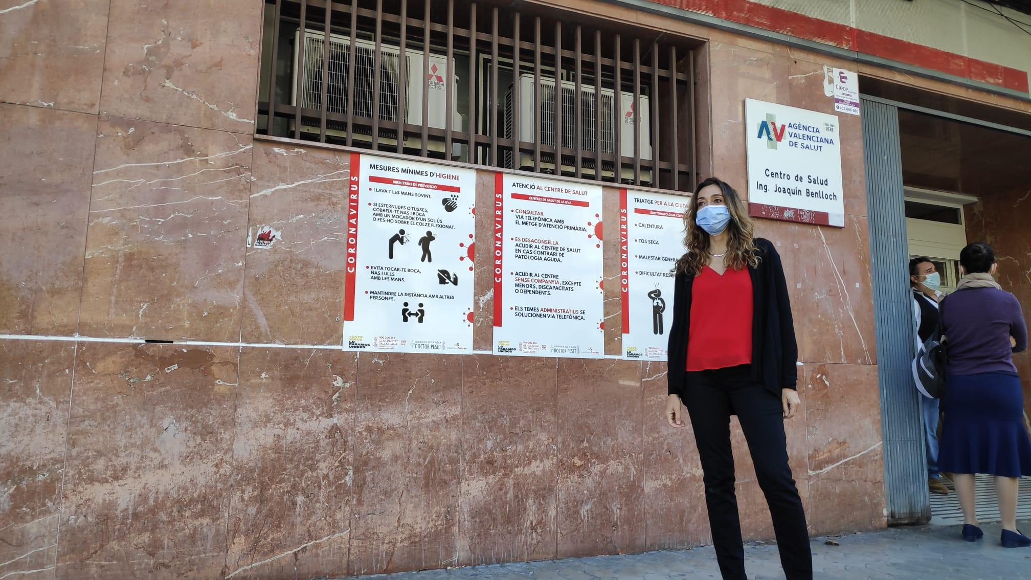 Entrevista con Isaura Navarro | Secretaria Autonómica de Salud Pública y Sistema Sanitario Público