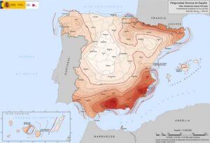 Riesgo sísmico en el estado español